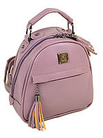Женский рюкзак ALEX RAI PD 2-05 1705-0 pink