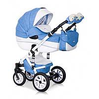 Функціональна дитяча коляска Riko Brano Ecco, фото 1