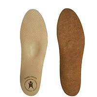 Мужские ортопедические стельки для закрытой обуви СТ-103