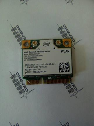 Модуль (радиомодуль) Wi-fi Intel N 6205, фото 2