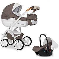 Дитяча коляска 2 в 1 Brano Luxe, фото 1