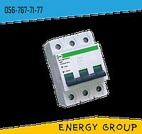 Трехполюсный силовой выключатель ВС-00П (standart)