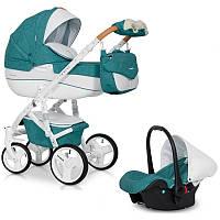 Дитяча коляска 2 в 1 Brano Luxe