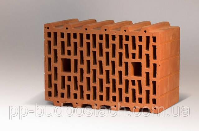 Стены из керамических блоков, Керамические блоки