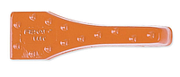 Клин для раскола колод Fiskars (120010/1001614)