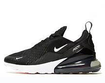 "Унисекс Кроссовки Nike Air Max 270 ""Black/White"""