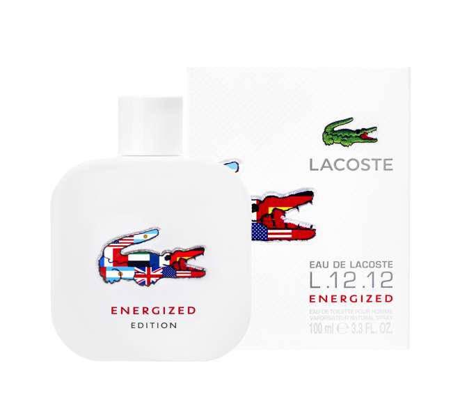 Мужские - Lacoste Eau De Lacoste L.12.12 Energized Eau De Toilette 100ml