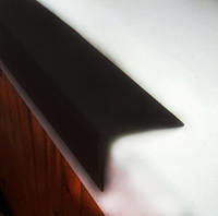 Резиновый уголок 40х30х2 (гладкий), фото 1