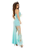 Платье вечернее Кружео в пол 42,44,46, фото 1