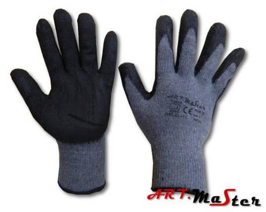 RECO перчатки с латексным покрытием, фото 2