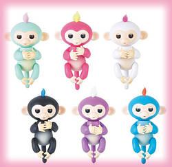 Интерактивная игрушка обезьянка Fingerlings Monkey для ребенка от 3 лет