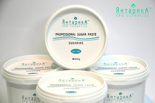 Сахарная паста Янтарика (профессиональная линия)