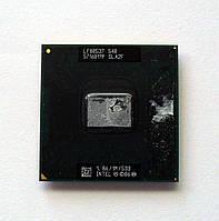 308 Intel Celeron M 540 1867 MHz SLA2F Socket P 1 ядро 64 бита процессор для ноутбука, фото 1