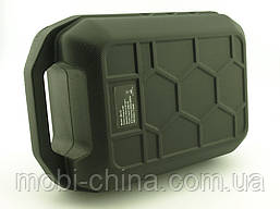 Колонка - чемодан BS12 9W с караоке FM MP3, фото 3