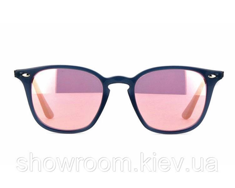 Женские солнцезащитные очки в стиле RAY BAN  4258 (6232/85) Lux