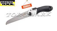 Ножовка садовая складная MASTER TOOL 280 мм (14-6020)