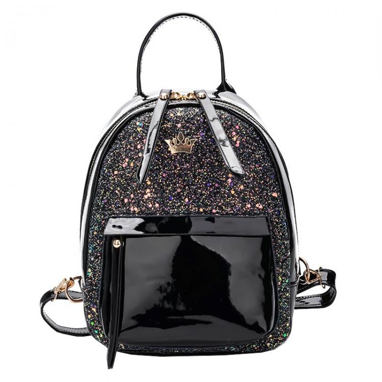 Рюкзак женский Briana Mis черный eps-8214