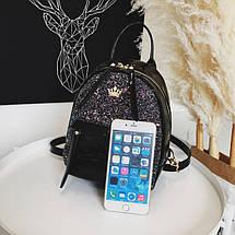 Рюкзак женский Briana Mis черный eps-8214, фото 2