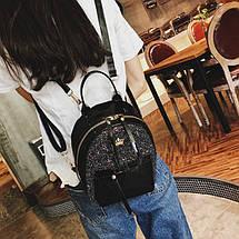 Рюкзак женский Briana Mis черный eps-8214, фото 3