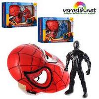 Набор супергероя Человек-Паук HT15394 Spider-Man 3 вида