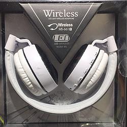 Наушники bluetooth Wireless ms-661 a