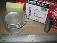 Поршень OPEL 87.00 2.0 C20NE/20SE/C20E (пр-во Mopart) 102-66300 11