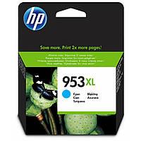 Картридж HP DJ No.953XL Cyan OJ Pro 8210/8710/8720/8725/8730 (F6U16AE), фото 1