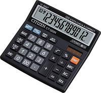 Citizen CT-555N калькулятор бухгалтерский с коррекцией, 12р.