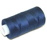 Джинсовые нитки, синие 322