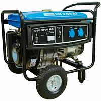 Бензиновый генератор Guede GSE 3700, фото 1