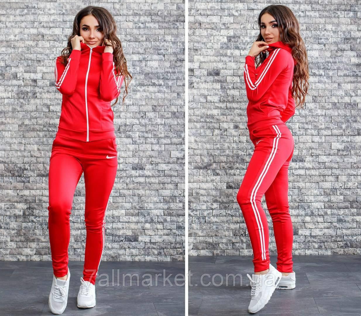 c39a824a Спортивный костюм женский NIKE, размеры 42-48 (4 цвета) Серии