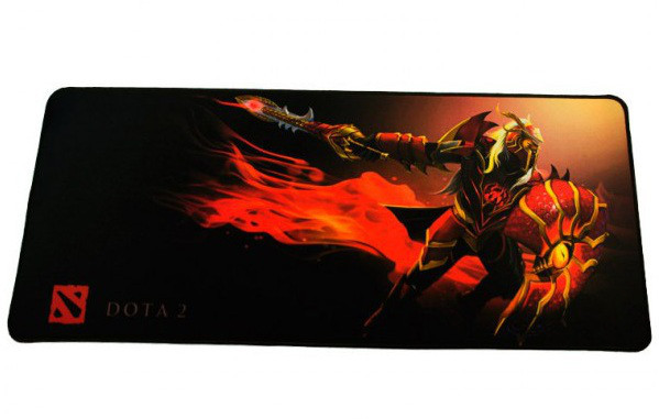 Геймерский коврик, игровая поверхность Dota 2 Dragon Knight 30х70см