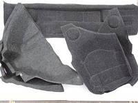 Обивка багажника ВАЗ 21099 ворс с арками (к-кт 5 шт) ДЭЛ. 21099-5004210/10/31/33