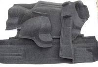 Обивка багажника ВАЗ 2105, 2107 ворс (к-кт 4 шт) ДЭЛ. 2105-5004210/10/31/33