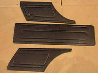 Обивка багажника ВАЗ 2104 кожа (к-кт 3 шт) ДЭЛ. 2104-5004210/10/31/33
