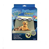 Чехол-подстилка на автомобильное кресло для перевозки собак и животных PetZoom