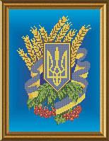 Схема для вышивки бисером Символика (19 х 29 см) СКМ-13 Княгиня Ольга