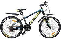 Подростковый велосипед Titan Spider 24