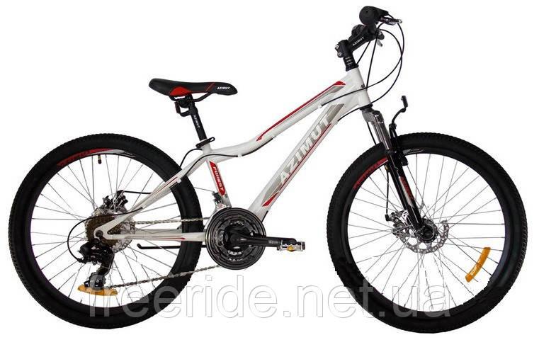Подростковый Велосипед Azimut Forest 24 GD