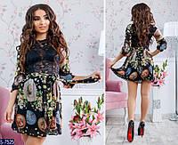 Платье S-7525