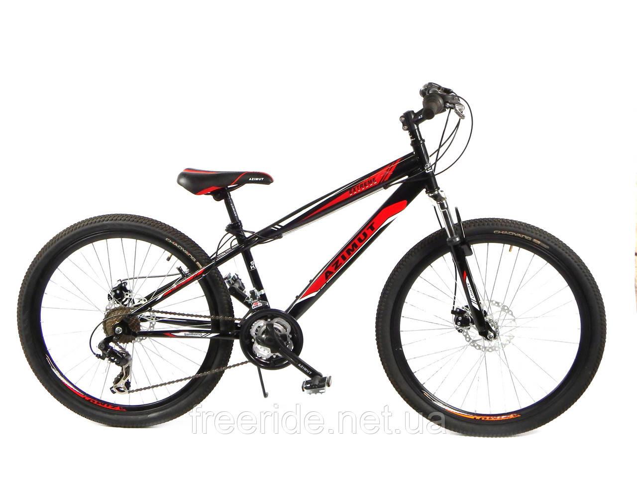 Подростковый Велосипед Azimut Extreme 24 GD