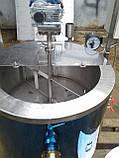 Котел сыроварня кпэ-50, фото 3