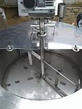 Котел сыроварня кпэ-50, фото 4