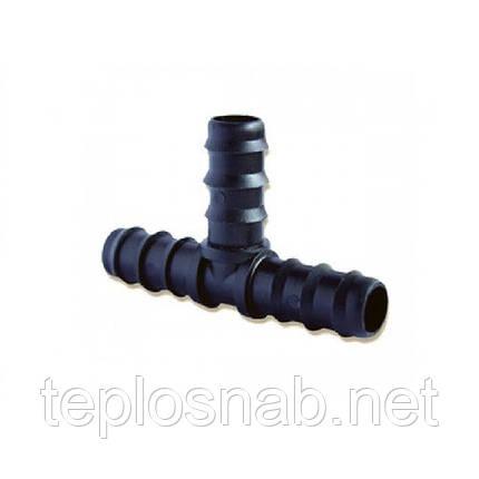 Тройник для капельной трубки, фото 2