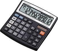 Калькулятор Citizen CT-500JS бухгалтерский с коррекцией, 12р.