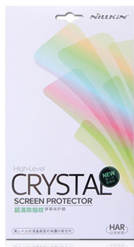 Захисна плівка для телефону Nillkin Crystal Samsung A530 Galaxy A8 (2018) (Анти-відбитки)