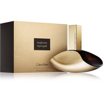 Женские - Calvin Klein Euphoria Liquid Gold edp 100ml, фото 2