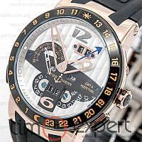 Мужские часы Ulysse Nardin El Toro Gold-Black-Write