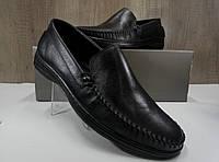 Туфли мужские из натуральной кожи МИДА 110518, фото 1