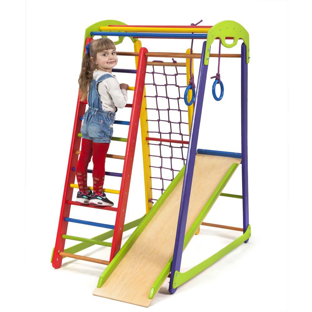 Детский спортивный комплекс Кроха 1 мини 2